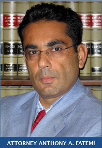 Attorney Anthony A. Fatemi